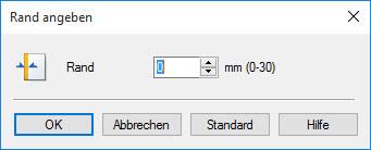 Canon MG 6400_6450 Seite einrichten_Rand angeben
