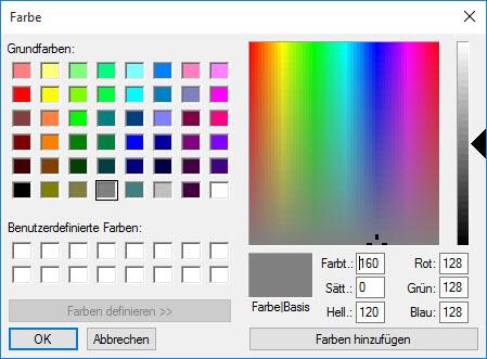 Canon MX 490_495 Seite einrichten_Stempel_Farbe