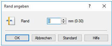 Canon Pixma iP 7200_7250 Seite einrichten_Rand angeben