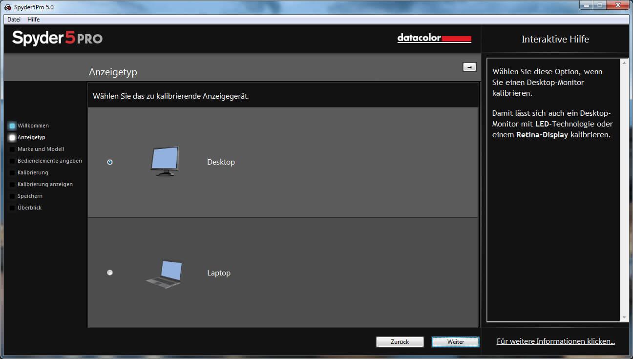 04 Desktop Laptop Spyder 5 Pro