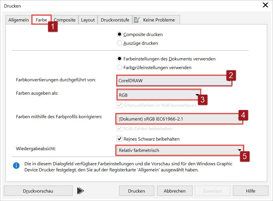 Tipps - Drucken mit ICC-Profil Archives - Drucker-Kalibrieren.com
